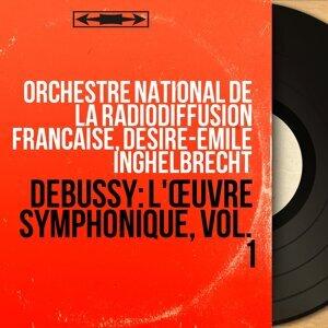 Orchestre national de la Radiodiffusion française, Désiré-Émile Inghelbrecht 歌手頭像