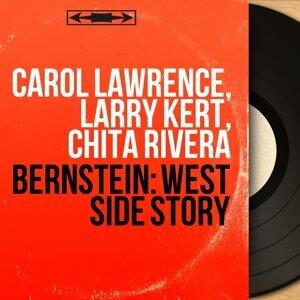 Carol Lawrence, Larry Kert, Chita Rivera 歌手頭像