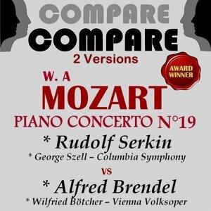 Rudolf Serkin, Alfred Brendel 歌手頭像