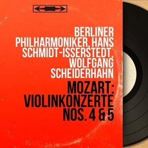 Berliner Philharmoniker, Hans Schmidt-Isserstedt, Wolfgang Scheiderhahn 歌手頭像