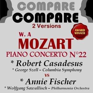 Robert Casadesus, Annie Fischer 歌手頭像