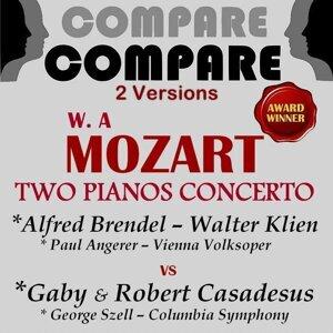 Alfred Brendel, Walter Klien, Robert Casadesus 歌手頭像