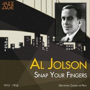 Al Jolson, Charles A. Prince Orchestra 歌手頭像