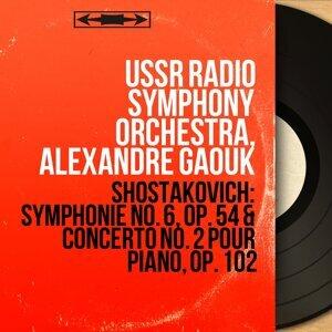 Ussr Radio Symphony Orchestra, Alexandre Gaouk 歌手頭像