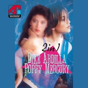 Poppy Mercury, Dike Ardilla 歌手頭像