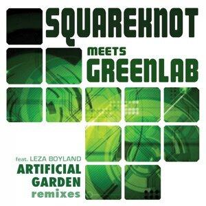 Squareknot, Greenlab 歌手頭像