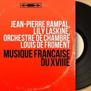 Jean-Pierre Rampal, Lily Laskine, Orchestre de Chambre Louis de Froment 歌手頭像