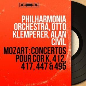 Philharmonia Orchestra, Otto Klemperer, Alan Civil 歌手頭像