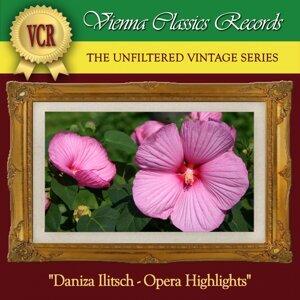 Vienna State Opera Orchestra, Hans Swarowsky, Daniza Ilitsch 歌手頭像