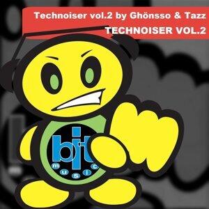 Technoiser, Ghönsso, Tazz 歌手頭像