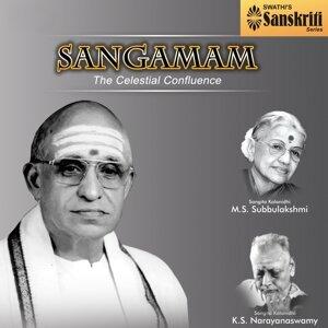 Semmagudi Srinivasa Iyer, M. S. Subbulakshmi, K. S. Narayanaswamy 歌手頭像