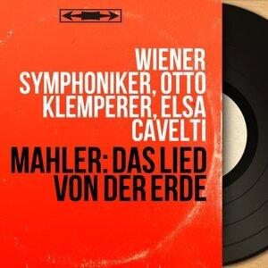Wiener Symphoniker, Otto Klemperer, Elsa Cavelti 歌手頭像
