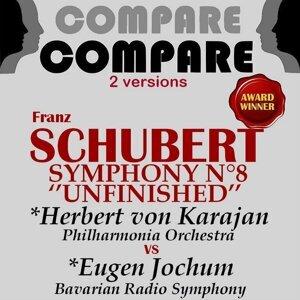 Herbert von Karajan, Eugen Jochum 歌手頭像