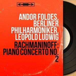 Andor Földes, Berliner Philharmoniker, Leopold Ludwig 歌手頭像