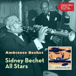 Sidney Bechet All Stars, Sidney Bechet 歌手頭像