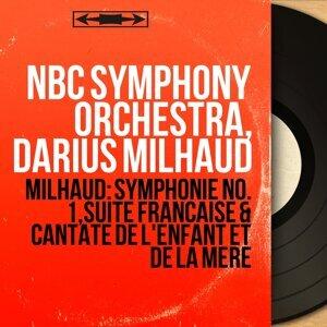 NBC Symphony Orchestra, Darius Milhaud 歌手頭像