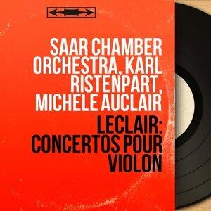 Saar Chamber Orchestra, Karl Ristenpart, Michèle Auclair 歌手頭像
