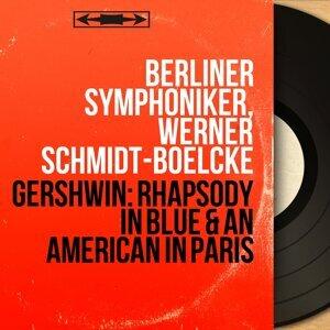 Berliner Symphoniker, Werner Schmidt-Boelcke 歌手頭像