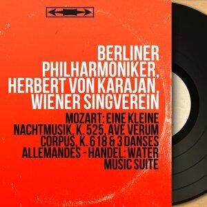 Berliner Philharmoniker, Herbert von Karajan, Wiener Singverein 歌手頭像