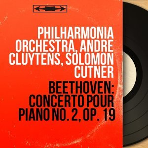 Philharmonia Orchestra, André Cluytens, Solomon Cutner 歌手頭像