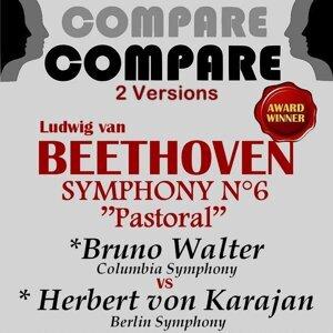 Bruno Walter, Herbert von Karajan 歌手頭像