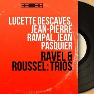 Lucette Descaves, Jean-Pierre Rampal, Jean Pasquier 歌手頭像