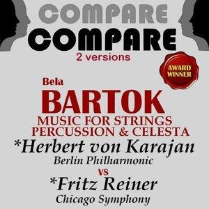 Herbert von Karajan, Fritz Reiner 歌手頭像