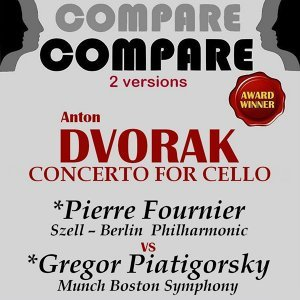 Pierre Fournier, Gregor Piatigorsky 歌手頭像