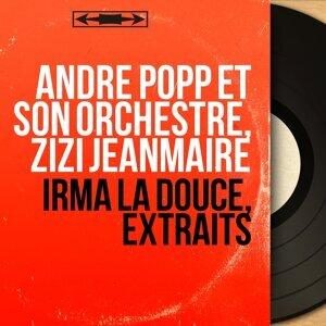 André Popp et son orchestre, Zizi Jeanmaire 歌手頭像