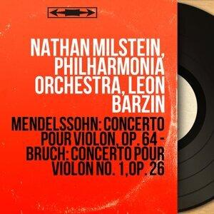 Nathan Milstein, Philharmonia Orchestra, Léon Barzin 歌手頭像