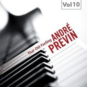 André Previn, Dinah Shore 歌手頭像