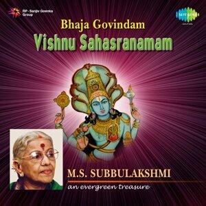 M. S. Subbulakshmi, Radha Vishwanathan, Rajaji 歌手頭像