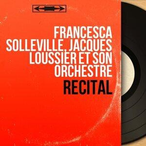 Francesca Solleville, Jacques Loussier et son orchestre 歌手頭像