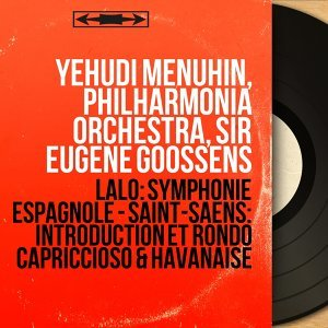 Yehudi Menuhin, Philharmonia Orchestra, Sir Eugene Goossens 歌手頭像