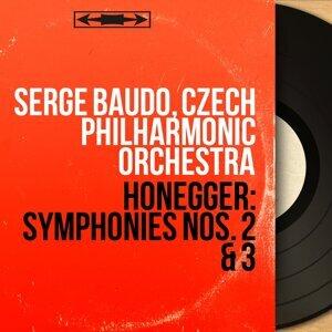 Serge Baudo, Czech Philharmonic Orchestra