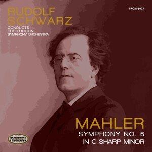 London Symphony Orchestra, Rudolf Schwarz 歌手頭像