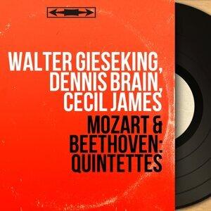 Walter Gieseking, Dennis Brain, Cecil James 歌手頭像