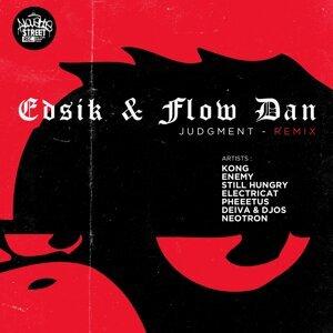 Edsik, Flow Dan 歌手頭像