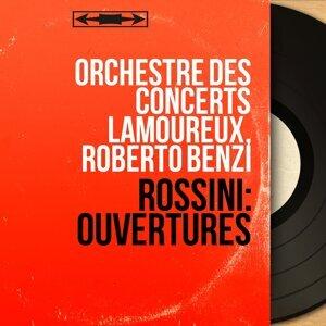 Orchestre des Concerts Lamoureux, Roberto Benzi 歌手頭像