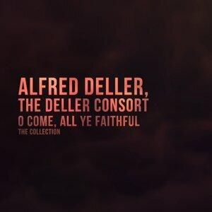 Alfred Deller, The Deller Consort 歌手頭像