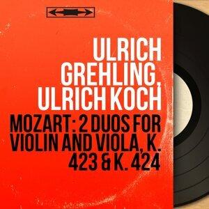 Ulrich Grehling, Ulrich Koch 歌手頭像