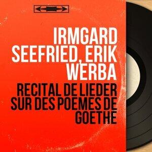 Irmgard Seefried, Erik Werba 歌手頭像