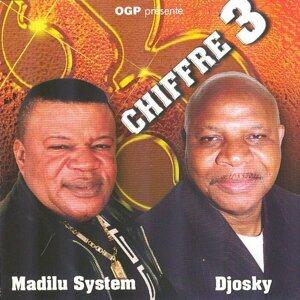 Madilu System, Djosky 歌手頭像