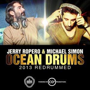 Jerry Ropero, Michael Simon