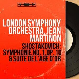 London Symphony Orchestra, Jean Martinon 歌手頭像