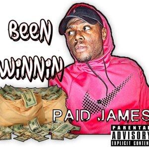 Paid James 歌手頭像