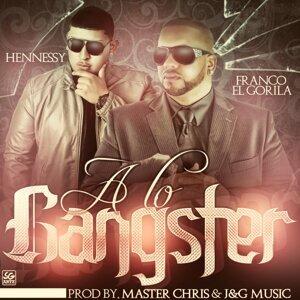 Franco El Gorila, Hennessy 歌手頭像