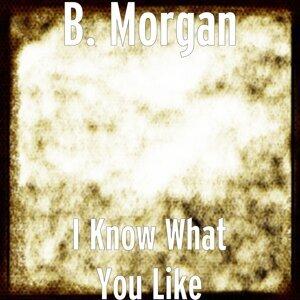 B. Morgan 歌手頭像