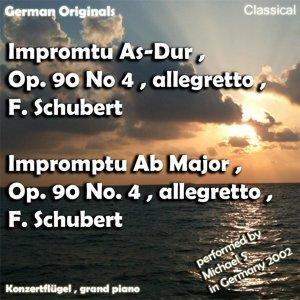 Impromtu as-Dur , Opus 90 No 4 , Franz Schubert , Impromptu Ab Major , Opus 90 No 4 , Allegretto , Franz Schubert 歌手頭像