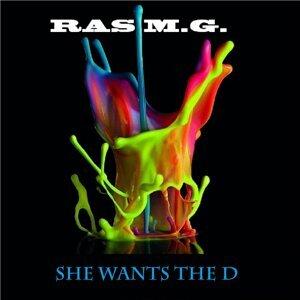 Ras M.G. 歌手頭像